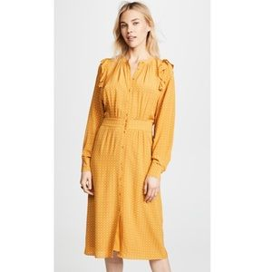 🆕 Joie Redson Dress in Dusty Gold